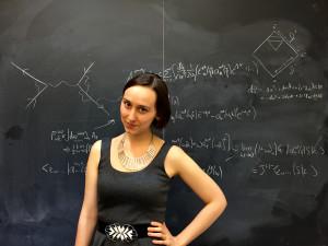 Sabrina Pasterski: natuurkunde fenomeen & ondernemer spreekt tijdens 8e LOEY Awards